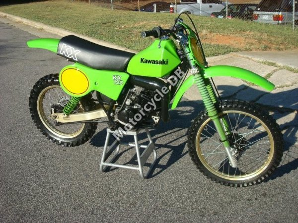 Kawasaki KLX 250 1980 15860