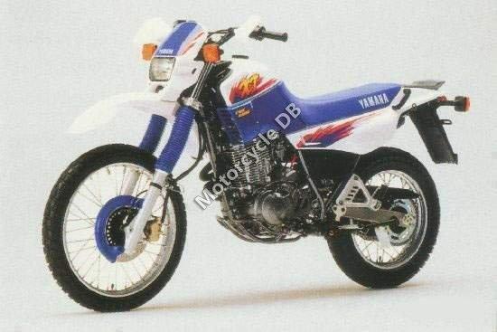 Yamaha XT 600 E 1992 7982