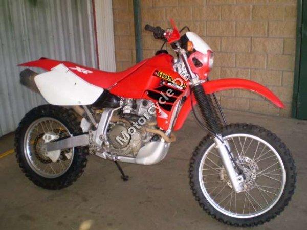 Honda XR 650 R 2001 12777