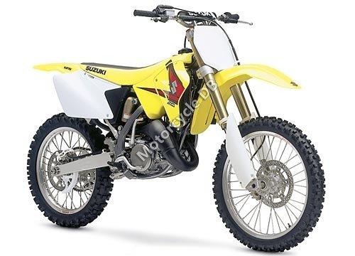 Suzuki RM 125 2005 10084