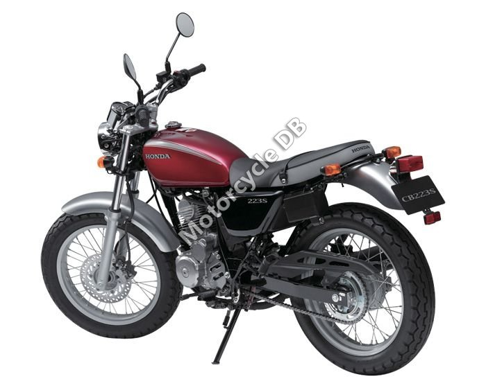 Honda CB223S 2013 24721
