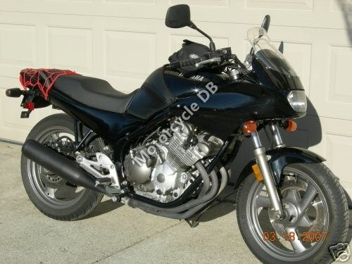 Yamaha XJ 600 S Diversion 1992 17141