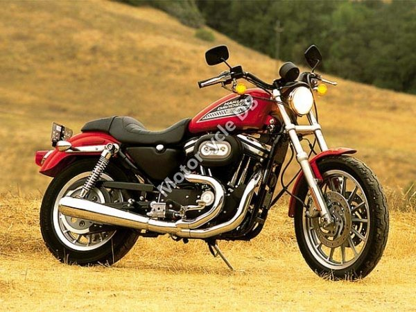 Harley-Davidson XL 883 R Sportster 2002 18689