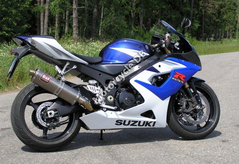 Suzuki GSX-R 1000 2006 27848