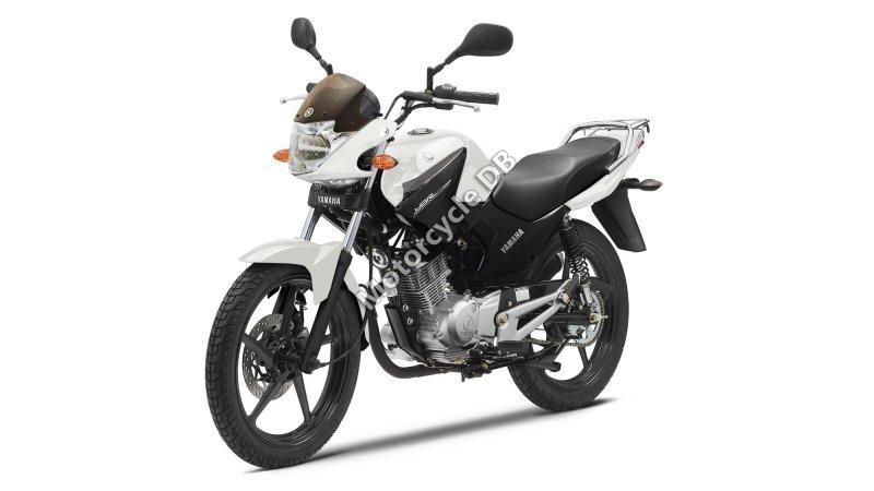 Yamaha YBR125 2008 25851
