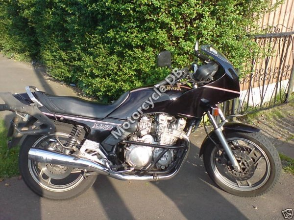 Yamaha XJ 900 F 1989 12369