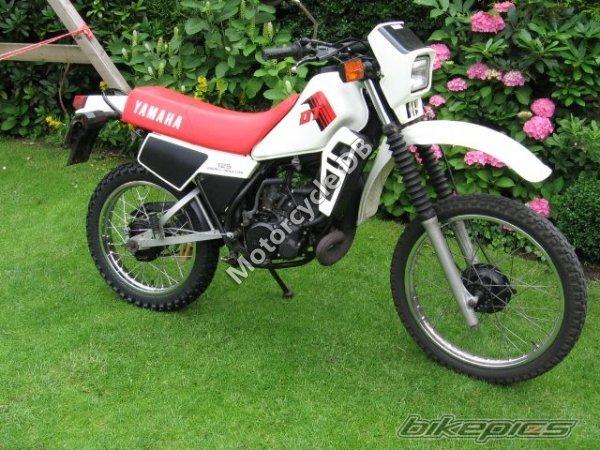 Yamaha DT 125 LC 1983 10049