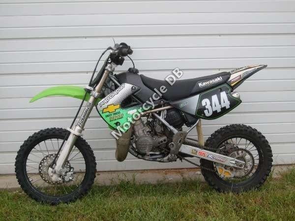 Kawasaki KX 85 2004 9888