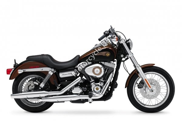 Harley-Davidson Super Glide Custom 110th Anniversary 2013 22763 Thumb