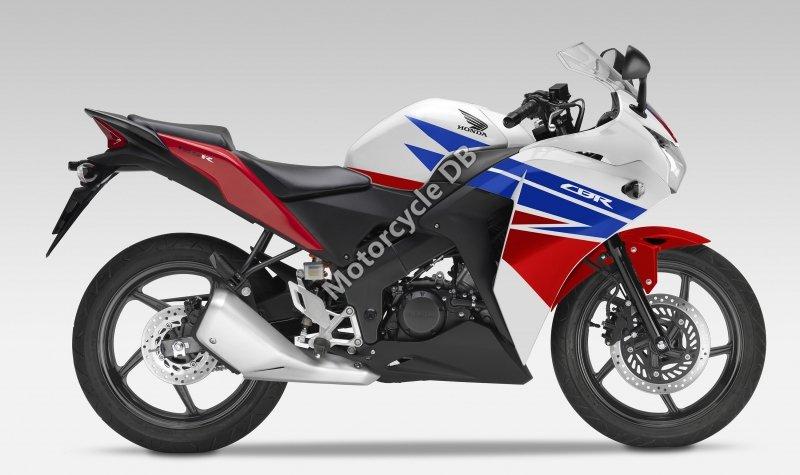 Honda CBR125R 2015 29793