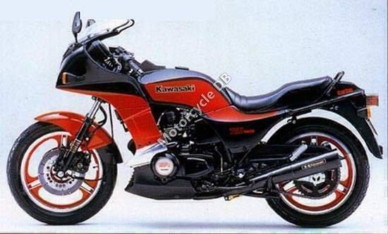Kawasaki Z 750 Turbo 1987 12386