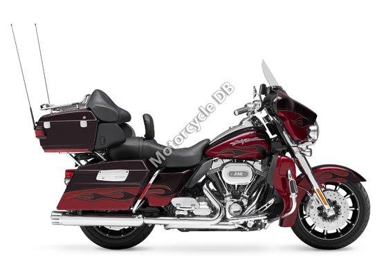 Harley-Davidson FLHTCUSE6 CVO Ultra Classic Electra Glide 2011 6108