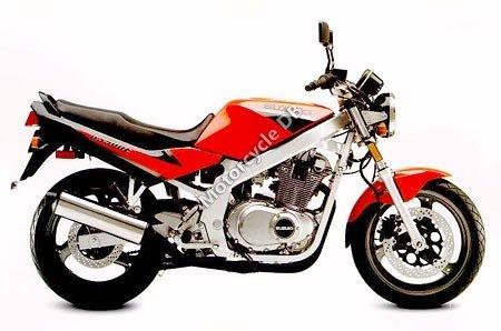 Suzuki GS 500 E 1989 12526