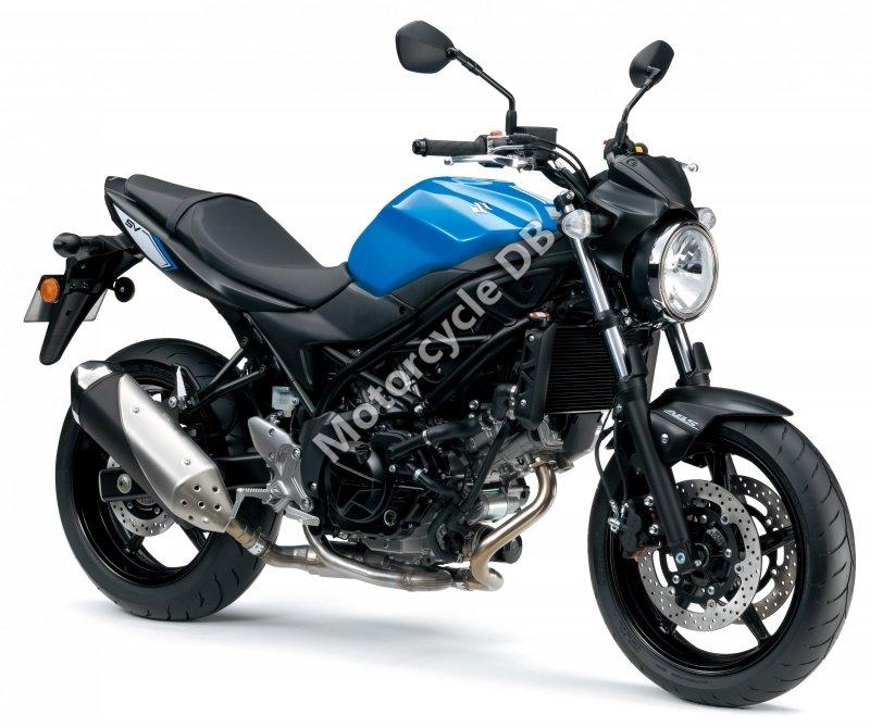 Suzuki SV650 2016 27988