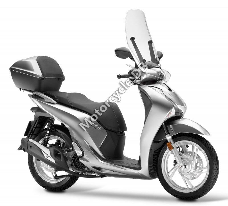 Honda SH125i 2018 30399