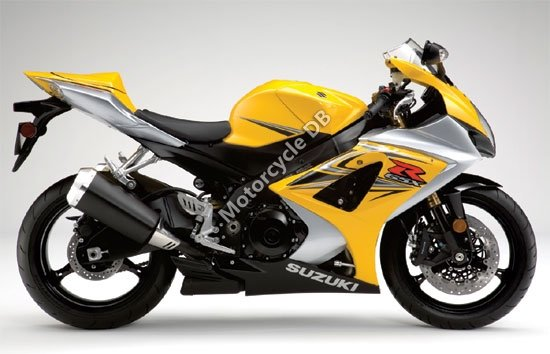 Suzuki GSX-R 1000 2007 2034