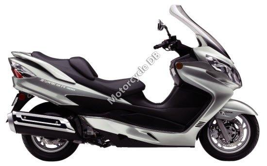 Suzuki Burgman 400 ABS 2009 18308