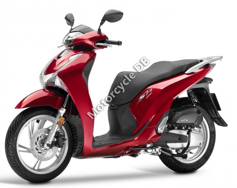Honda SH125i 2018 30398