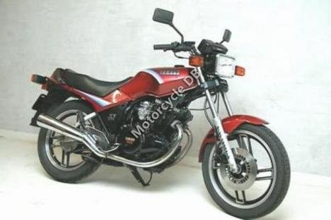 Yamaha XS 400 DOHC 1987 9282