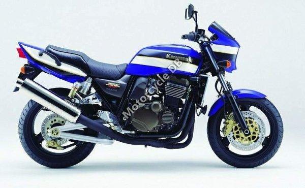 Kawasaki ZRX 1200 2001 9352