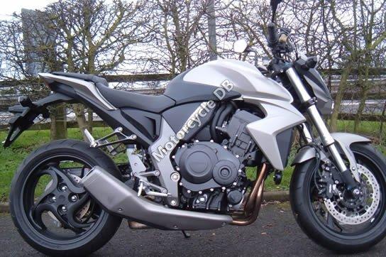 Honda CB1000R ABS 2011 6350
