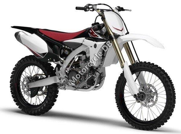 Yamaha YZ450F 2011 12577