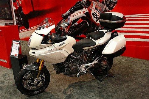 Ducati Multistrada 1100 2009 47