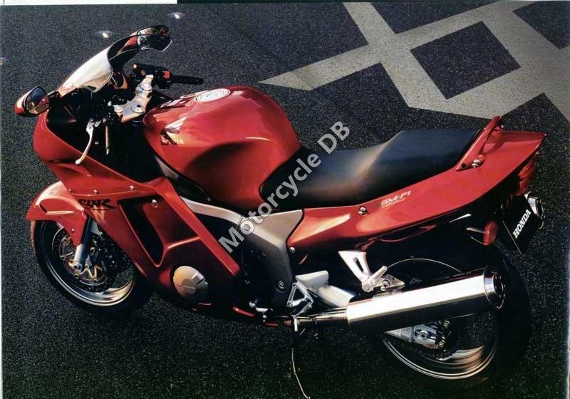 Honda CBR 1100 XX Super Blackbird 2001 30122