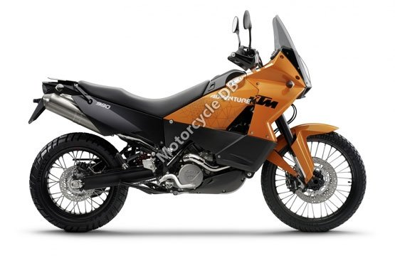 KTM 990 Adventure 2011 6258
