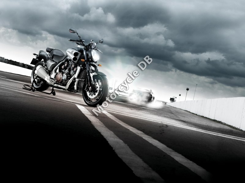 Yamaha VMAX 2013 26527