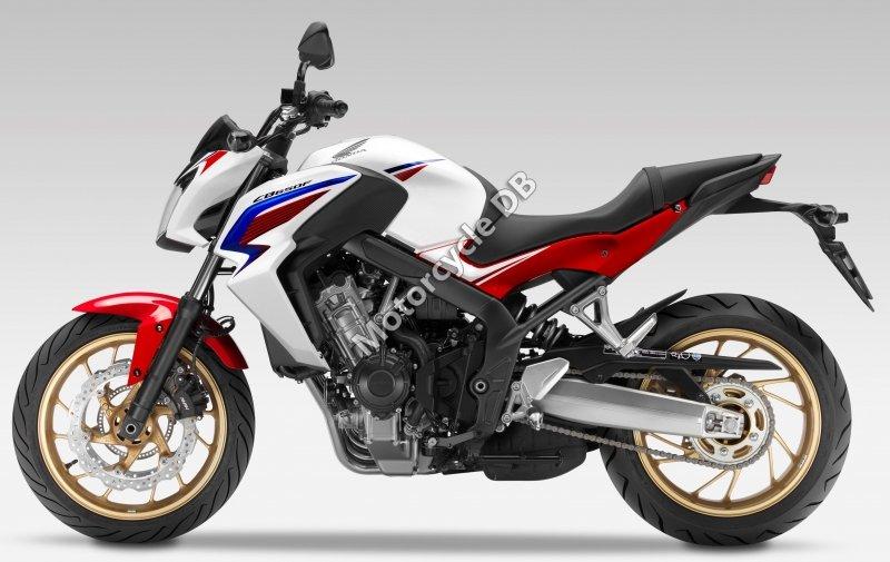Honda CB650F 2016 29642