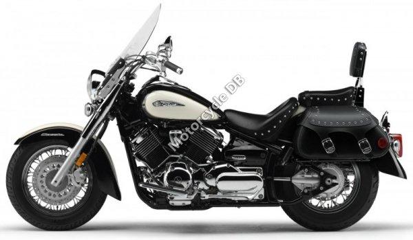 Yamaha V Star Silverado 2011 21111