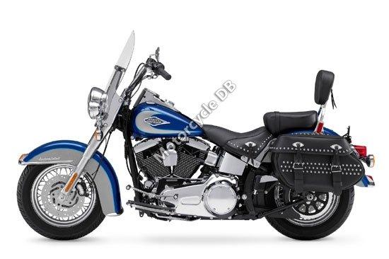 Harley-Davidson FLSTC Heritage Softail Classic 2009 3113