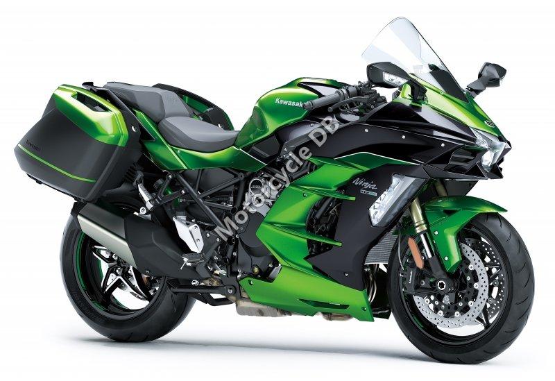 Kawasaki Ninja H2 SX SE 2018 29132