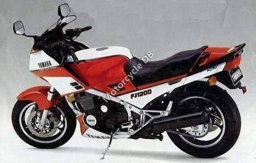 Yamaha FJ 1200 1986 11078