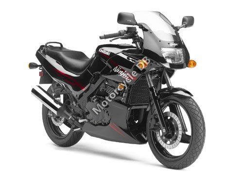 Kawasaki Ninja 500R 2008 2581