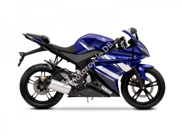 Yamaha YZF-R125 2011 6460