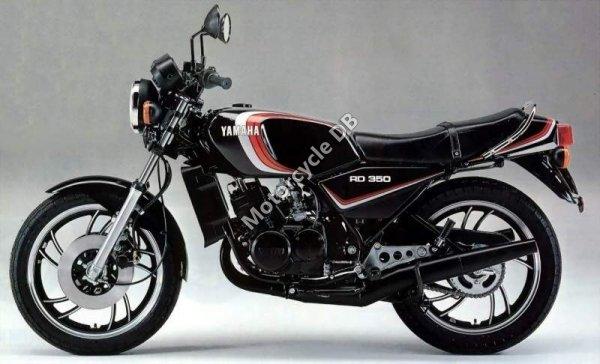 Yamaha RD 350 LC 1982 1555