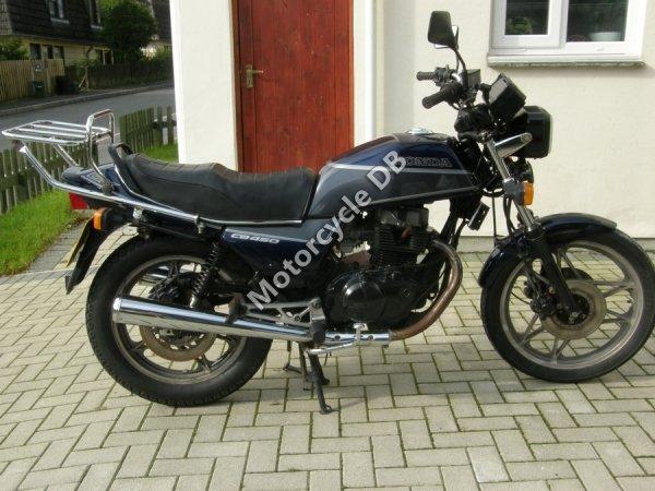 Honda CB 450 S 1989 12253