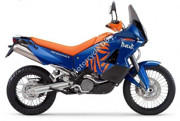 KTM 990 Adventure S 2008 1382
