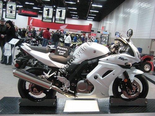 Suzuki SV650 ABS 2010 10949