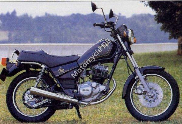 Yamaha SR 125 2001 17142