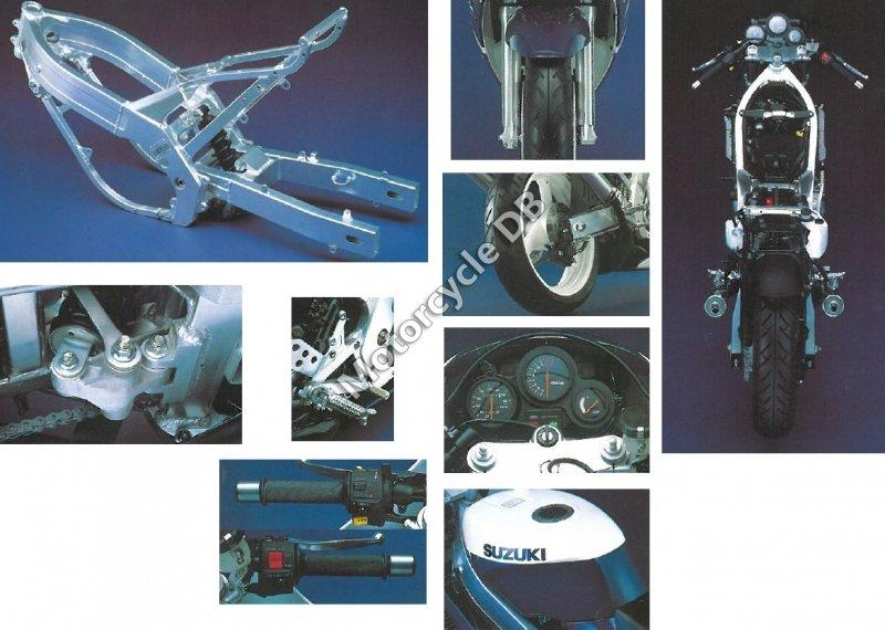 Suzuki RGV 250 1993 28181
