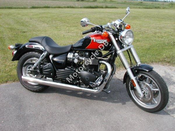 Triumph Speedmaster 2003 20087