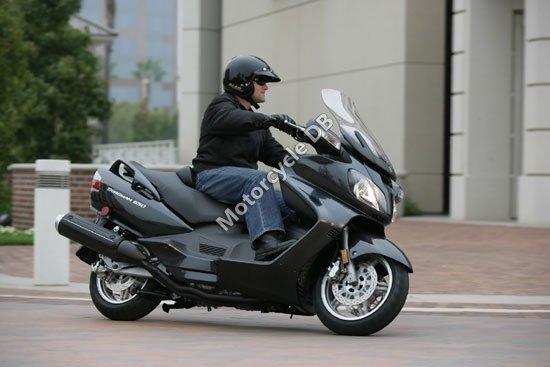 Suzuki Burgman 650 2007 2101