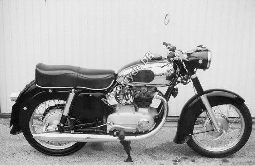 Horex Columbus 500 1988 18965