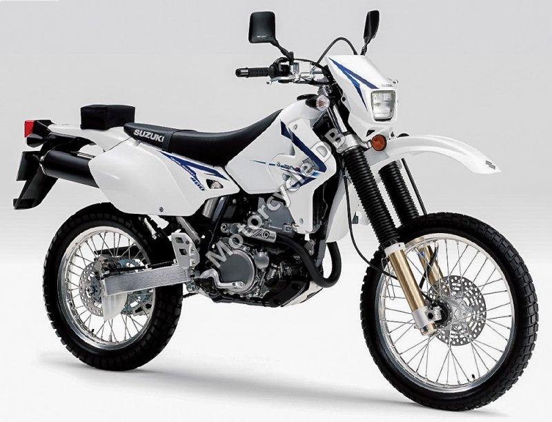Suzuki DR-Z 400 2002 28148