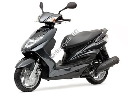 Yamaha Cygnus X 2010 13242