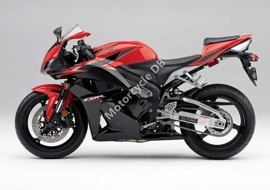Honda CBR600RR ABS 2011 4802