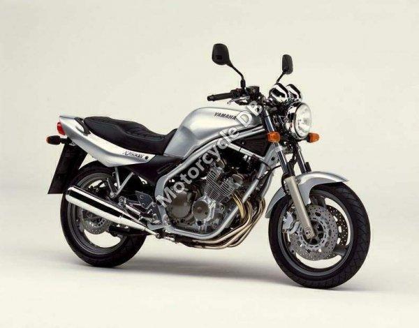 Yamaha XJ 600 N 2002 9879